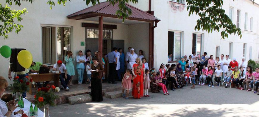 В РДБВЛ отмечают День защиты детей